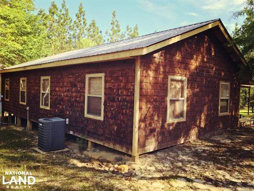 Rosebed Camp/Home : Tibbie : Washington County : Alabama