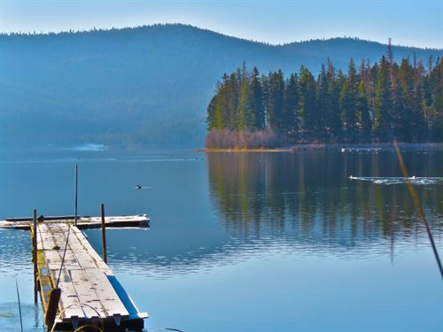 Lake Mary Ronan Waterfront : Polson : Lake County : Montana