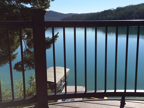 Luxurious Lake Living : Kalispell : Flathead County : Montana