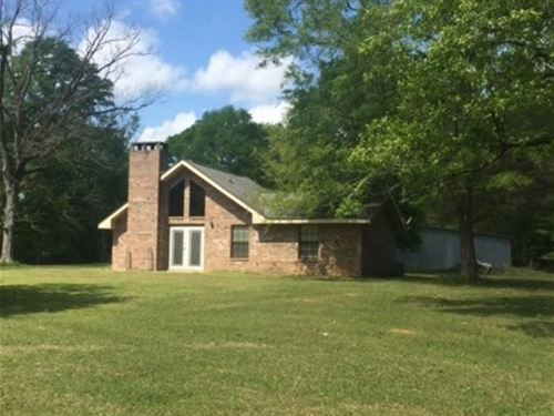 60 Acres And Camp On Silver Drive : Tylertown : Pike County : Mississippi