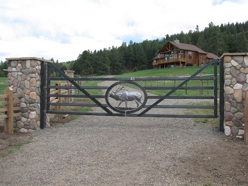 Elk View Ranch : Chromo : Archuleta County : Colorado