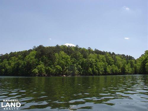 Smith Lake Estate Lot At Lakewoods : Arley : Winston County : Alabama