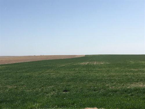 Deuel County Dryland Parcel 1 : Lewellen : Deuel County : Nebraska