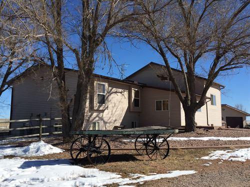 Black Squirrel Home And Water : Calhan : El Paso County : Colorado