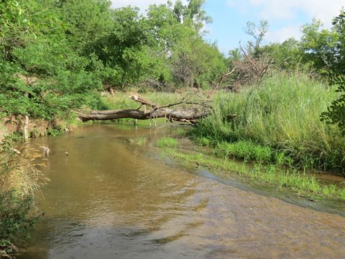 Paradise On Elm Creek : Medicine Lodge : Barber County : Kansas
