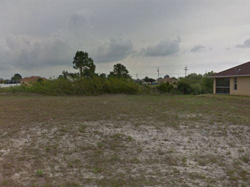Lee County, Florida $58,000 : Cape Coral : Lee County : Florida
