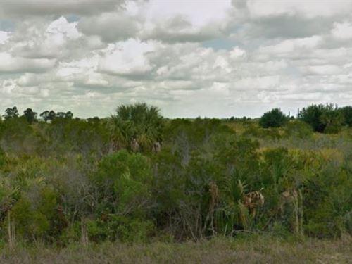 Okeechobee County, Florida $37,000 : Okeechobee : Florida