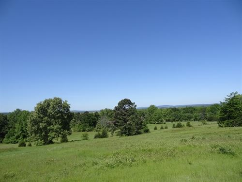 5.3 Ml Ac Home Site W Great Views : Bigelow : Perry County : Arkansas