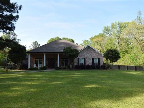 Home & Acreage In Madison County : Canton : Madison County : Mississippi