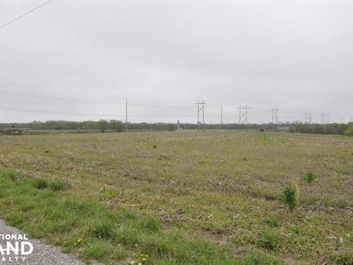 Edgerton Farm Ground - Investment : Edgerton : Johnson County : Kansas