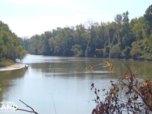 Alabama River Cutoff Tract : Carlton : Clarke County : Alabama