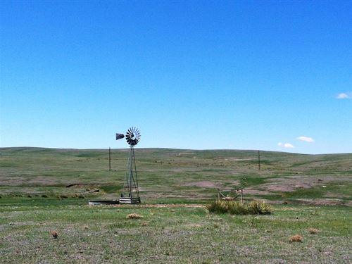 Matheson Ranch : Matheson : Elbert County : Colorado
