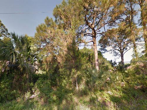 Sarasota County, Fl $44,500 Neg : North Port : Sarasota County : Florida