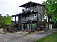 3.49 AC Near Carters Lake, Cabin : Ranger : Gordon County : Georgia