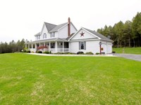 15+ Acres, Custom Built Home : Unitvyille : Lycoming County : Pennsylvania