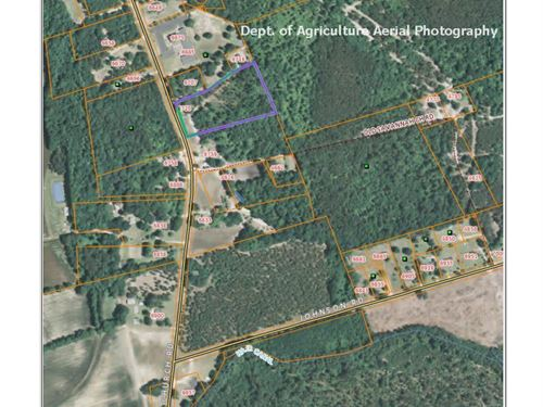 Acres-Garden Plot & Storage Bldg : Fayetteville : Cumberland County : North Carolina