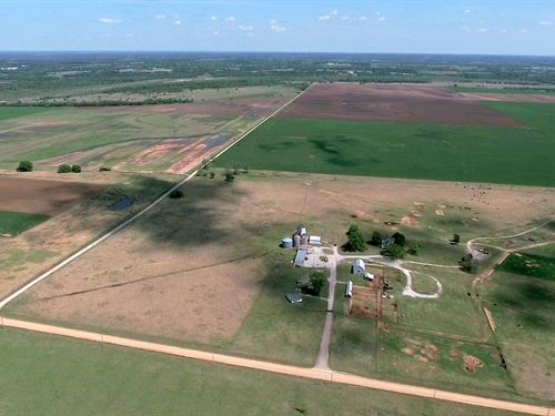 Land Auction, 2117 Acres, 38 Tracts : Goldsby : McClain County : Oklahoma