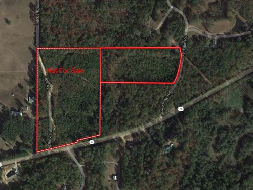 Near I-20 - 6+/- Acres - Convenient : Pell City : Saint Clair County : Alabama