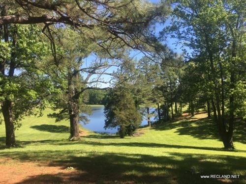 320 Ac Pasture, Timberland : Natchitoches : Louisiana
