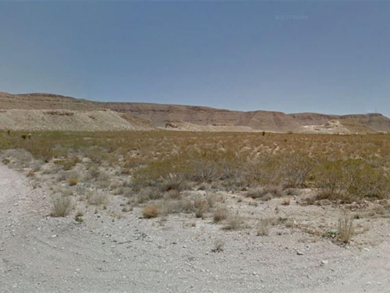 El Paso County, Texas $40,000 Neg : Clint : El Paso County : Texas