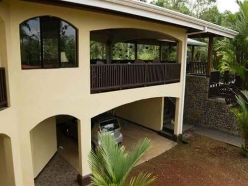 Costa Rica Tropical Resort Estate : La Fortuna De San Carlos : Costa Rica