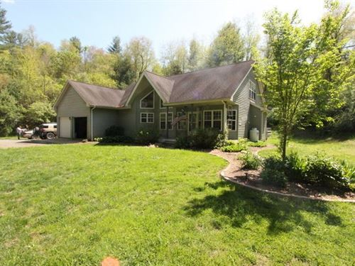 Family Home Just Outside Galax Va : Galax : Carroll County : Virginia