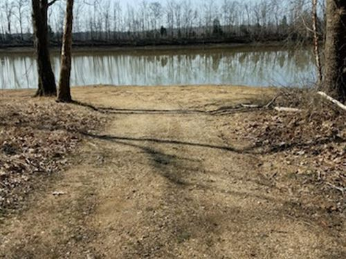 2.93 Acre Corner Lot : Camden : Benton County : Tennessee