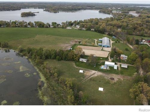 All Sports Lake/Working Horse Farm : Delton : Barry County : Michigan