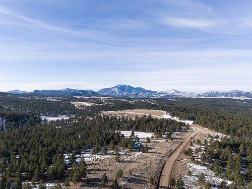 Esterbrook Cabin : Esterbrook : Converse County : Wyoming