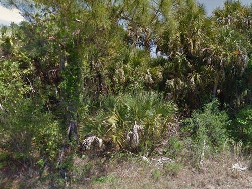 Sarasota County, Fl $30,000 Neg : North Port : Sarasota County : Florida