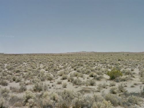 San Bernardino Co, Ca $42,000 Neg. : Adelanto : San Bernardino County : California