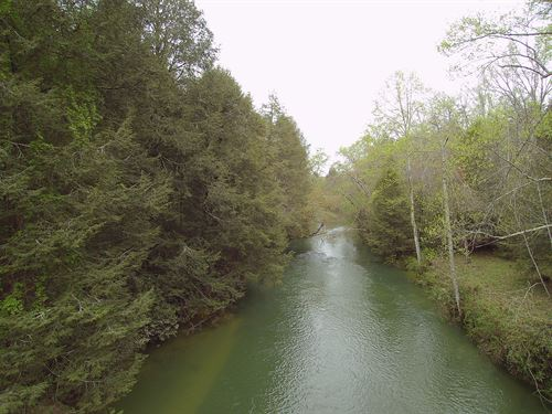 Caney Fork Homesite 5 : Crossville : Cumberland County : Tennessee
