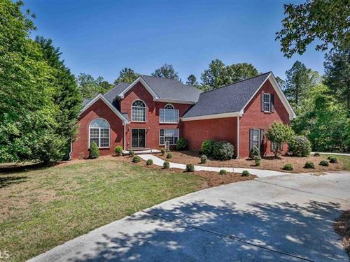 Grand 3 Bd/2.5 Ba Home : Oxford : Newton County : Georgia
