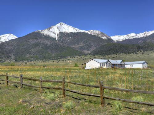 Graceland At Luton Creek : Westcliffe : Custer County : Colorado