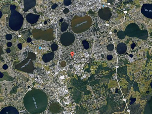 .22 Acres In Winter Haven, Fl : Winter Haven : Polk County : Florida