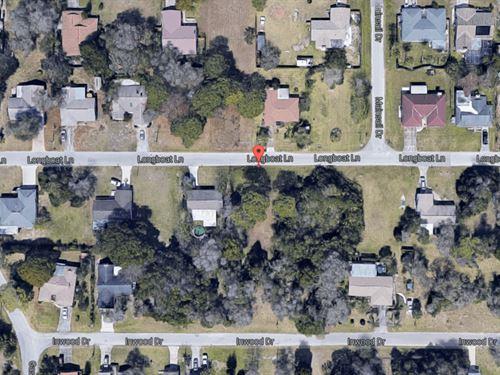 .15 Acres For Sale In Hudson, Fl : Hudson : Pasco County : Florida