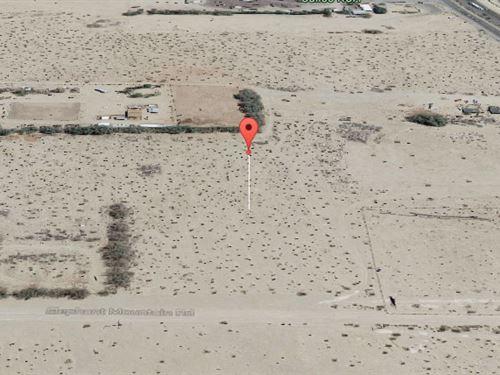 San Bernardino Co, Ca $165,000 Neg : Yermo : San Bernardino County : California