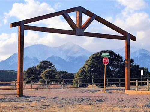 Cameron Meadow Estates : Salida : Chaffee County : Colorado