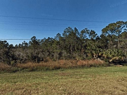 Vacant Lot For Sale In Lake Wales : Lake Wales : Polk County : Florida