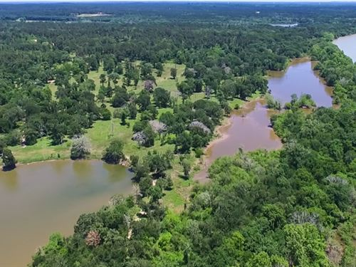 100 Ac Trinity River : Trinity : Walker County : Texas