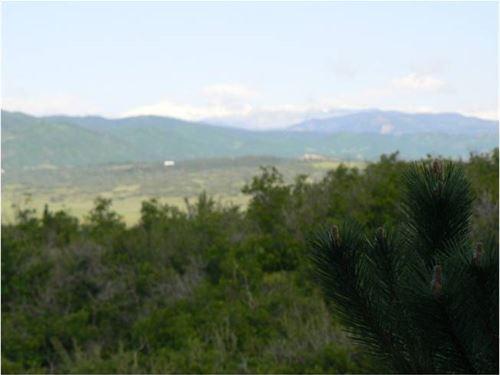 Magnificent Views : Castle Rock : Douglas County : Colorado