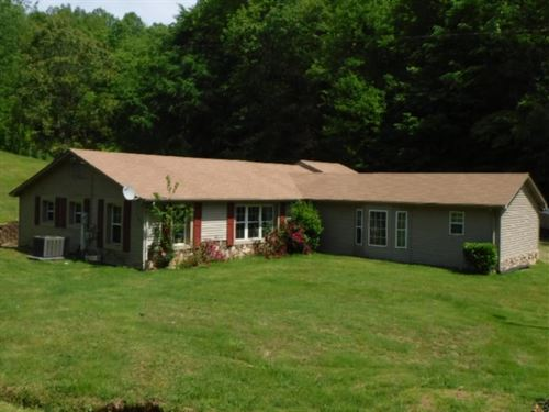 24.70 Acres & Home In Clay Co. : Celina : Clay County : Tennessee