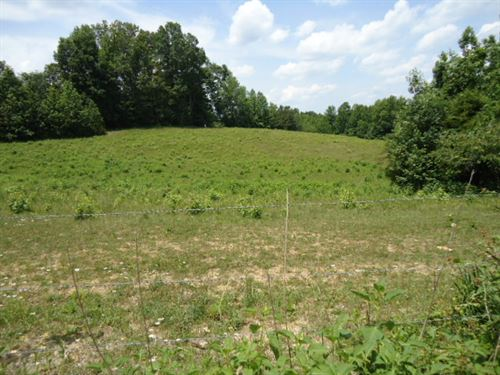 55.45 Ac. W/Lake View In Dekalb Co. : Smithville : Dekalb County : Tennessee