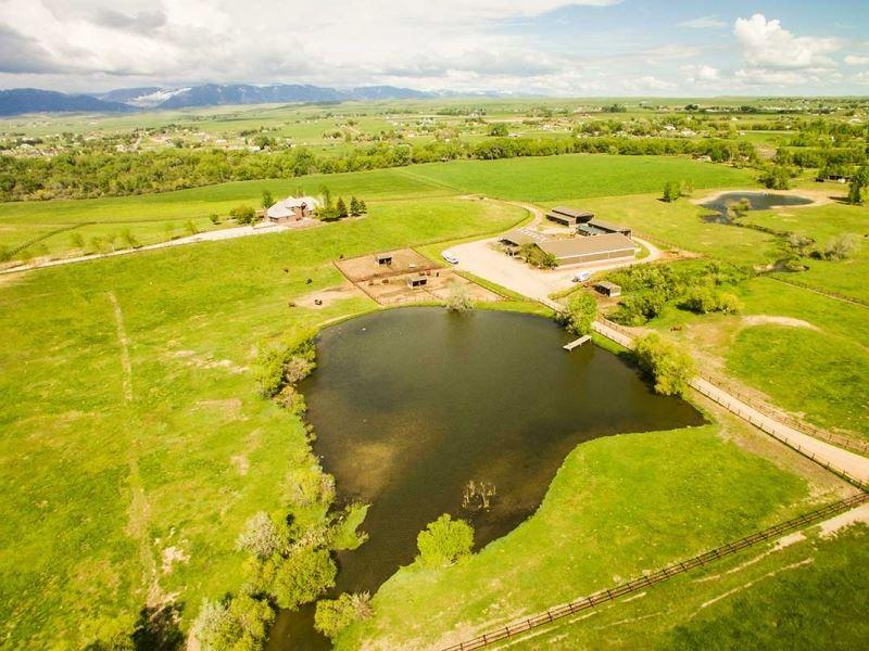 Yo Equine Ranch : Sheridan : Sheridan County : Wyoming