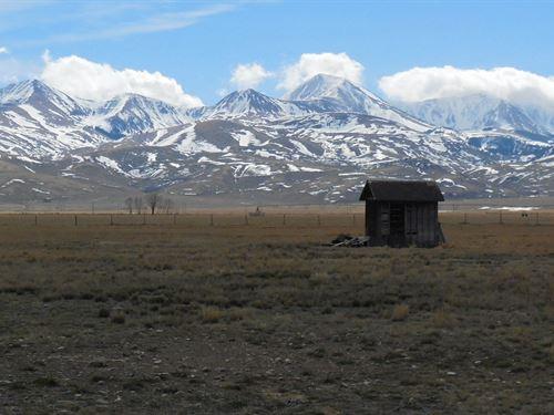 Lima Irrigated Acreage : Lima : Beaverhead County : Montana