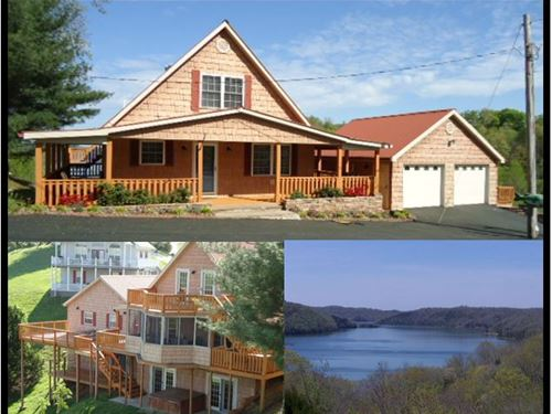 1 Ac Home Lake View In Pickett Co. : Byrdstown : Pickett County : Tennessee