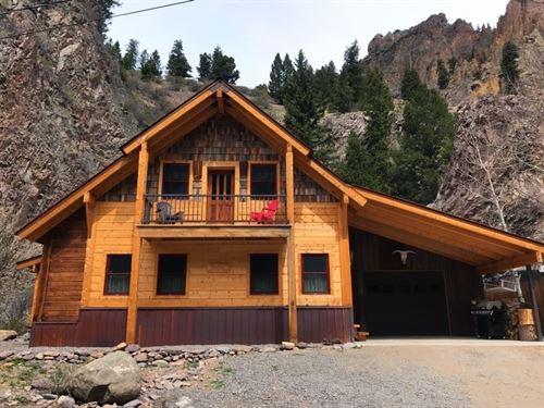 Creede Modern Rustic : Creede : Mineral County : Colorado