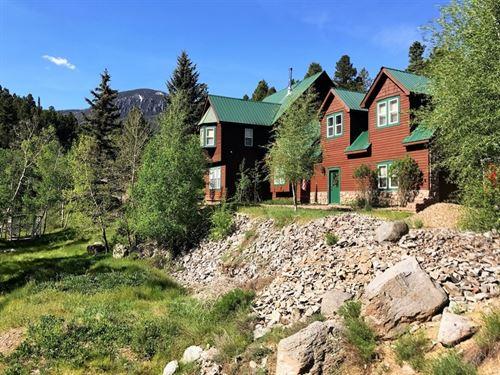 Lake City Heights Custom Home : Lake City : Hinsdale County : Colorado