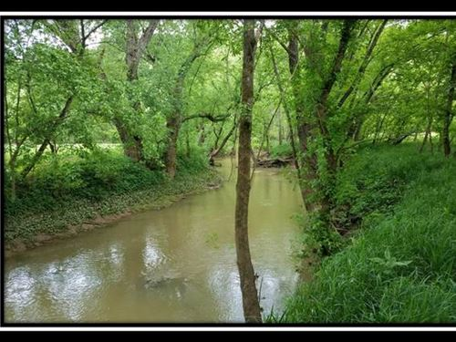 14 Acres On Shade River : Long Bottom : Meigs County : Ohio