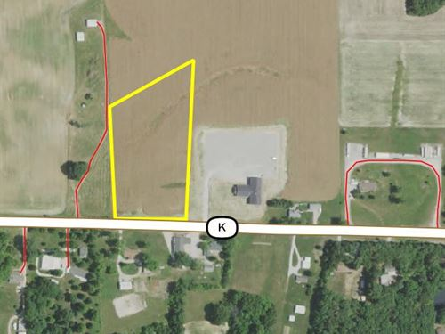 5 Acres Eagle Industrial Drive : Troy : Lincoln County : Missouri